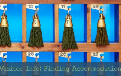 Visitor Information: Accommodation