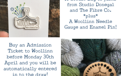Win! Giveaway for Woollinn Ticketholders…