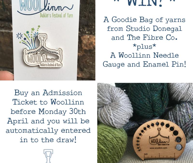 Win! Giveaway for Woollinn Ticketholders…