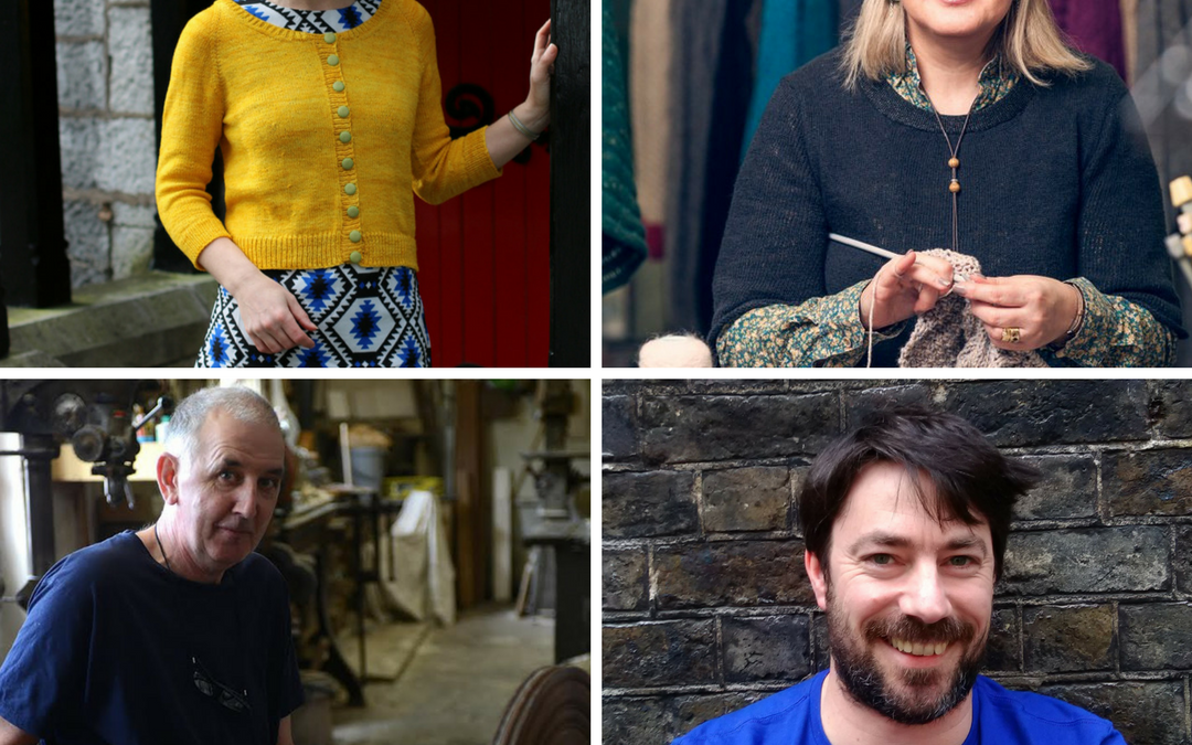 Announcing The Yarn in Ireland Panel
