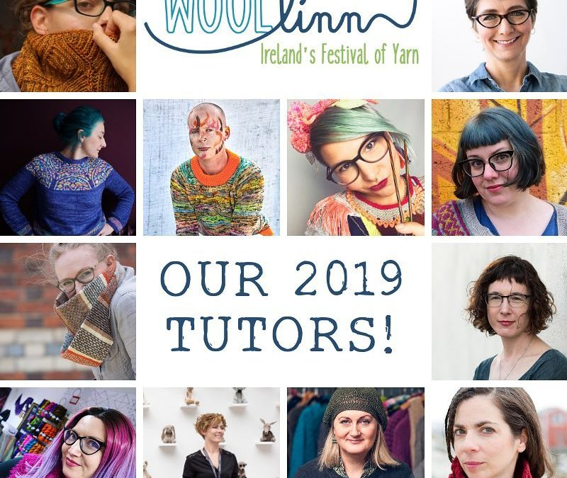 Guess who's teaching at Woollinn 2019?