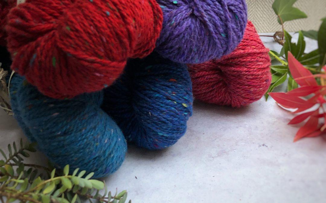 The Woollinn Make-a-Long Starts Tomorrow!