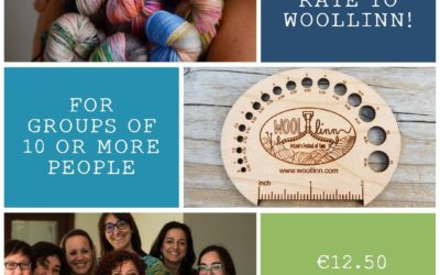 Announcing Group Rates for Woollinn! ⠀