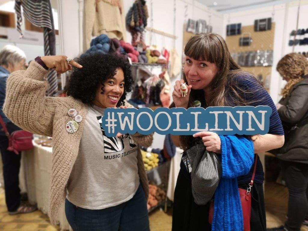Postcards from Woollinn