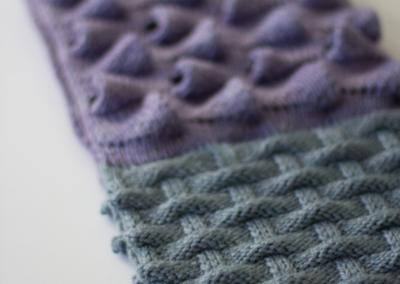 Olga Buraya-Kefelian  – 3 Dimensional Knitwear