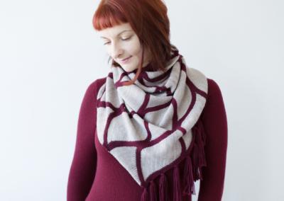 Olga Buraya-Kefelian – Non Intarsia Wave Cowl