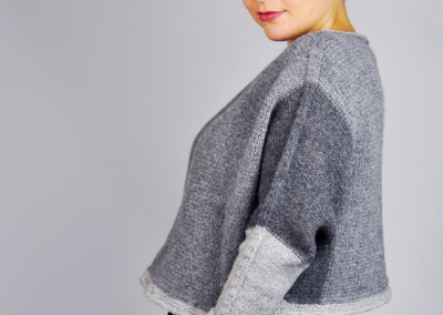 Susanne Sommer – Sideways Sweater Recipe